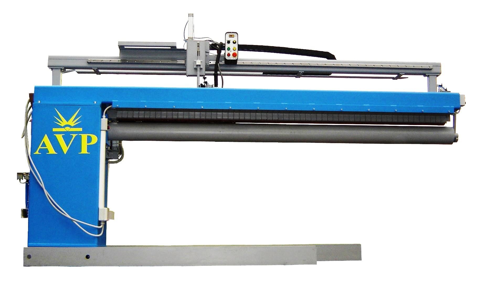 Podélný svařovací automat typ VSV 311 –3m obrázek