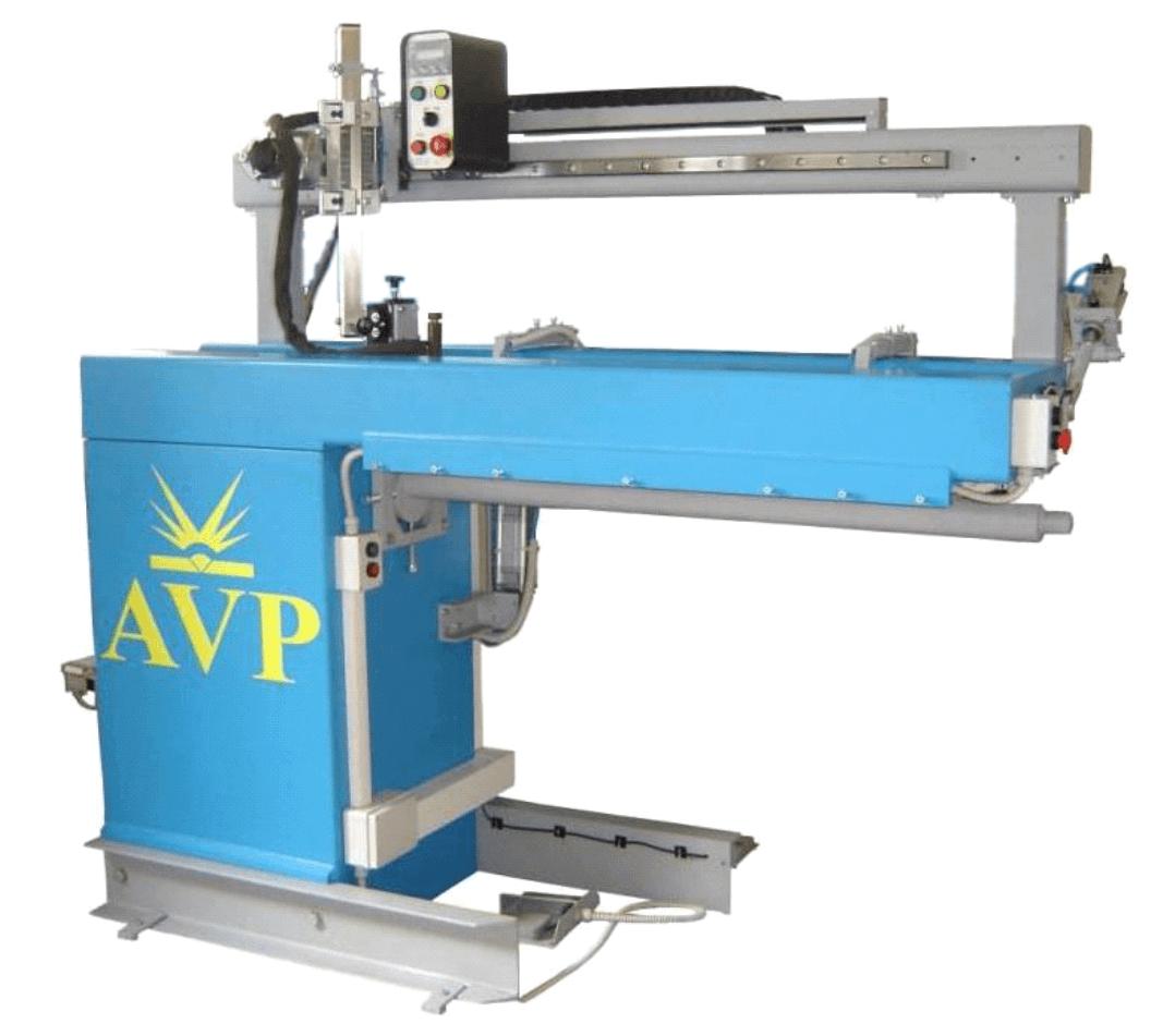Podélné svařovací automaty typu VSV obrázek