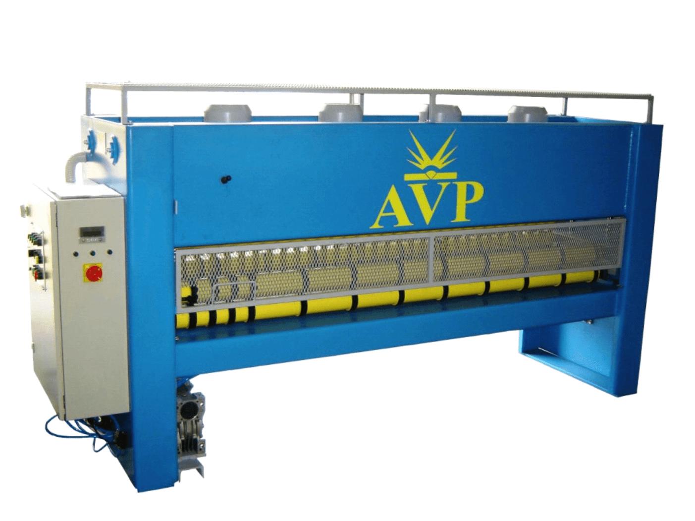 Automat pro dekorativní povrchovou úpravu plechu PA 2001 obrázek